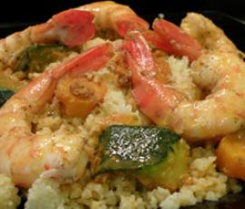 Couscous-aux-gambas-thermomix