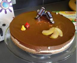 Bavarois-aux-snickers-thermomix
