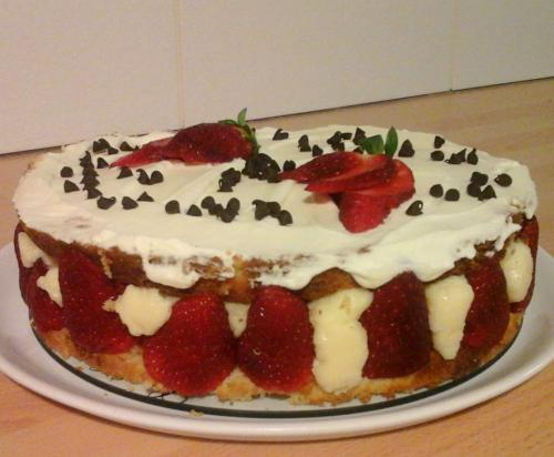 Fraisier-thermomix