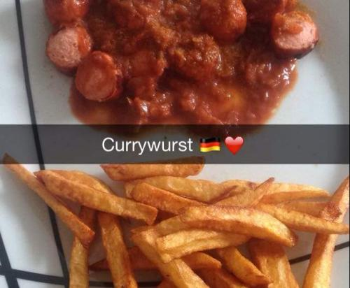 Currywurst-thermomix