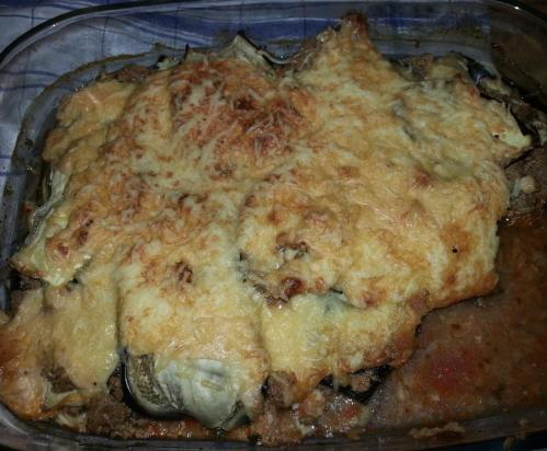 Moussaka-thermomix