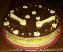Gâteau-mousse-banane-chocolat-thermomix