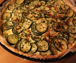 Tarte-courgettes-thon-thermomix
