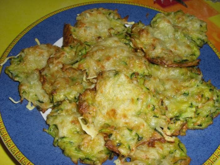 Blinis-de-courgettes